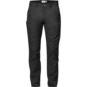 Fjällräven Sörmland Spodnie zwężane Mężczyźni, dark grey